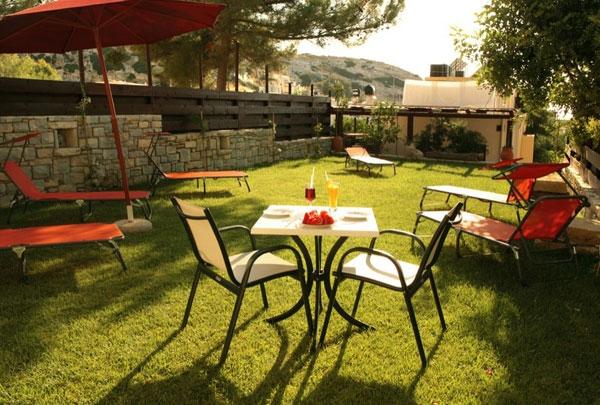 Hotel Sunshine Matala - ILIAKI